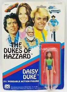 "The Dukes of Hazzard Daisy Duke 3.75"" Poseable Action Figure 1981 Mego 09010/3"