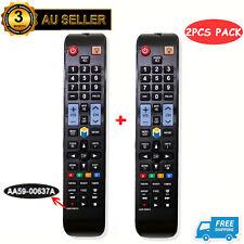 2PCS New AA59-00637A AA5900637A Replace Remote Control for Samsung TV UN65ES8000