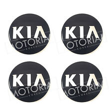 2009-2016 KIA FORTE & KOUP / CERATO Genuine OEM Wheel Center Hub Cap 4pcs Set