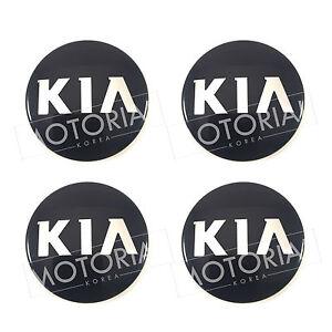 2009-2019 KIA FORTE & KOUP / CERATO Genuine OEM Wheel Center Hub Cap 4pcs Set