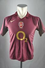Arsenal Kinder Trikot 2006 O2 Gr. 152-158 Kids L Jersey Highbury London