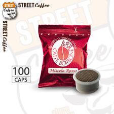 100 Cialde Capsule Caffè Borbone Miscela Rossa Red comp. Lavazza  Espresso Point