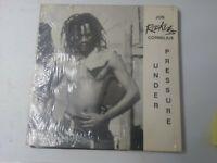 Jon Raskidus Cornelius-Under Pressure Vinyl LP 1988 ROOTS REGGAE