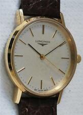 Longines Mechanical (Hand-winding) Polished Wristwatches