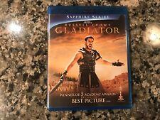Gladiator Blu-Ray! 2000 Drama! See) Robin Hood & Ben-Hur