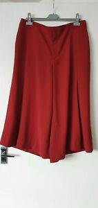 Anthropologie Culottes Trousers Size 18