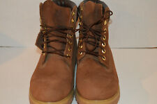 Timberland 6 inch Premium Men Boots Size 9.5 02582 Brown
