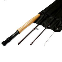 Fly Fishing Rod 9ft 8ft 3/4/5/6 Weight Line Medium Fast Fly Rod 4 SEC Trout Rod