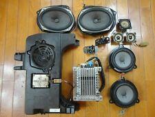 Bose 11-Piece Car Sound System *Powered Speakers Nissan Armada 2004-2016
