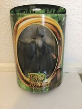 lord of the rings fellowship of the ring Gandalf Figure Must See Wow!!!