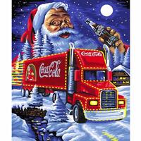 Christmas Gifts 5D Full Drill Diamond Painting Kits Embroidery Santa Art Decors