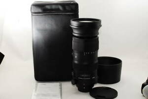 【 Mint in BOX 】 SIGMA 60-600mm F4.5-6.3 DG OS HSM Sports For Nikon From JAPAN 2