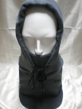Gray Thermal Balaclava Snowmobile Full Face Outdoor Hood Ski Mask Neck Warmer