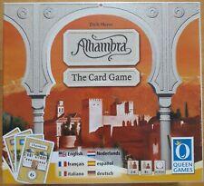 Alhambra - The Card Game / Das Kartenspiel - noch fabrikseitig versiegelt!