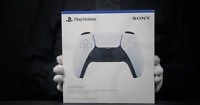 SONY Playstation 5 PS5 Dualsense Wireless Controller Boxed - 'The Masked Man'