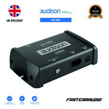 AUDISON BIT DMI DIGITAL INTERFACE FOR OEM MOST FIBRE OPTIC MULTIMEDIA SYSTEMS