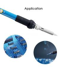 50-480℃ 110V Adjustable Digital Thermostatic Electric Soldering Iron Suit V9H3