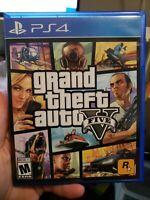 Grand Theft Auto V (GTA 5) PS4 Playstation 4