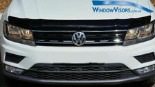 Premium Quality Bonnet Protector Tinted for Volkswagen Tiguan II 2016 to 2020