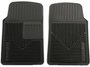 For 1990-2003 Mazda Protege Floor Mat Set Front Husky 25324BM 1991 1992 1993