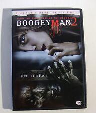 Boogeyman 2 DVD 2008 Horror/Supernatural Film Director: Jeff Betancourt