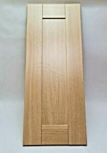 Linslade Light Oak Shaker Kitchen Cabinet Doors, Draw Fronts