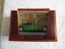 MATCHBOX MODELS OF YESTERYEAR Y-17 1938 HISPANO SUIZA GREEN