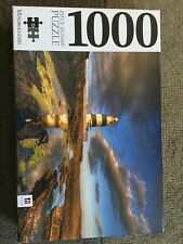 Mind boggles- Lighthouse (1000 Piece) Jigsaw Puzzle