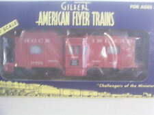 American Flyer #48722 Rock Island Bay Win.Caboose Nos,Mint Boxed Cd.Wow ! L@K!