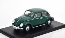 1:24 Fabbri Editori VW Käfer 1200 Standard 1960 green
