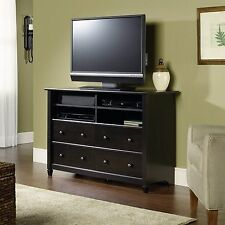 TV Stand Center Wood Storage Media Console Furniture Home Entertainment Cabinet