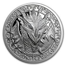 2 oz Silver Round - Destiny Knight: The Dragon - SKU #150415