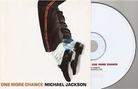 MICHAEL JACKSON one more chance CD SINGLE card sleeve