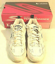New Balance 608v2 Women's Size 8 Running Walking Casual Shoes white and navy blu