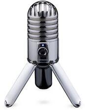 Samson Meteor Mic Microfono a Condensatore cardioide USB (w9v)