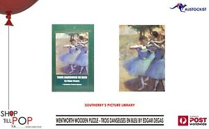 Wentworth MICRO 40p Wooden Jigsaw Puzzle Sotheby's Collection Edgar Degas BNIB