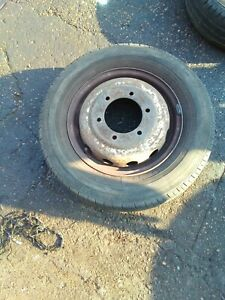 Ford Transit Twin Wheel 2006 2010 Wheels And Tyres 185 75 R 16 C