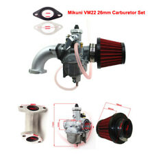 Mikuni 26mm Carburetor Set For 110cc 125cc 140cc Pit Dirt Bike CRF SSR Lifan YX