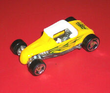 HOTWHEELS 3SP YELLOW FORD TRACK T MALAYSIA