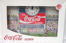 Coca-Cola - OROLOGIO BASEBALL - anno 1993-cm. 56 x 36-gr. 1098-PEZZO MOLTO RARO