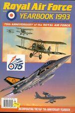 RAF YEARBOOK 1993 HANDLEY PAGE VICTOR BOMBER & TANKER / RAF VALLEY RAF CHIVENOR