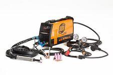 SÜA ionTig 200 Pulse PFC Inverter DC Pulsed TIG Welder - 110/220 Volts
