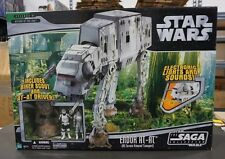 Endor AT-AT Imperial Walker 2006 STAR WARS Saga Collection TRU Exclusive MISB