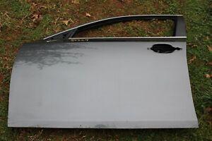 OEM BMW E60 530xi 04-10 Left Driver FRONT Door Shell Titangrau GRAY A36 *FREIGHT