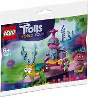LEGO 30555 Trolls Word Tour Poppy's Carriage Polybag 2020 - BNIP - New - Sealed