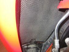 Honda CBR1000RR 2006-2007 R&G Racing Radiator & Oil Cooler Guard RAD0132BK