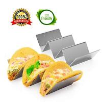 Taco Holder Stand, Set of 2, Taco Truck Style Oven, Grill and Dishwasher
