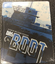 Das Boot (Blu-ray). Best Buy Exclusive Steelbook. Brand New. Mint.