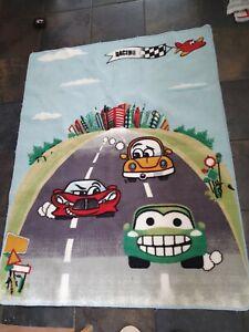 Cars Childrens rug