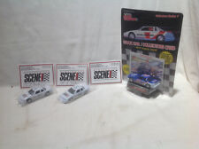 ROB MOROSO #20 RACING CHAMPIONS 1:64 CAR, CHUCK FRIEDMAN #91 SIGNED CARDS/CARS